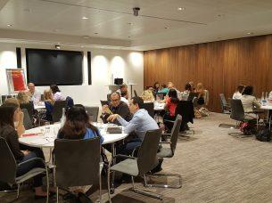 Expat Academy Summer Symposium Network Huddle Update – 23 June 2017