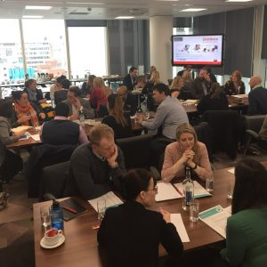 Expat Academy Birmingham Network Huddle Update - our first visit