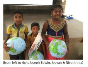 Expat Academy Please help put a roof over Joseph-Edwin and his family