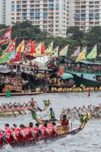 Expat Academy China Celebrates the Dragon Boat Festival