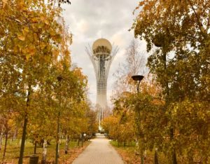 Expat Academy Secret Diary of a Global Mobility Manager - Kazakhstan by August?
